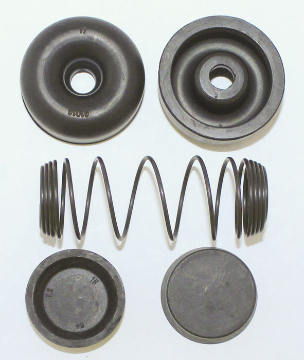 Chevrolet Parts -  Wheel Cylinder Rebuild Kit -Rear (1 Inch Bore)