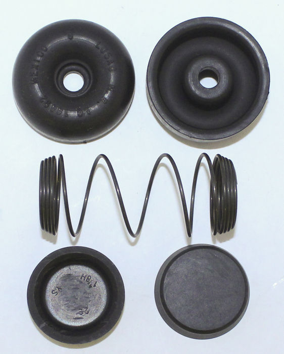 Chevy Parts 187 Wheel Cylinder Rebuild Kit Rear 3 4 Ton