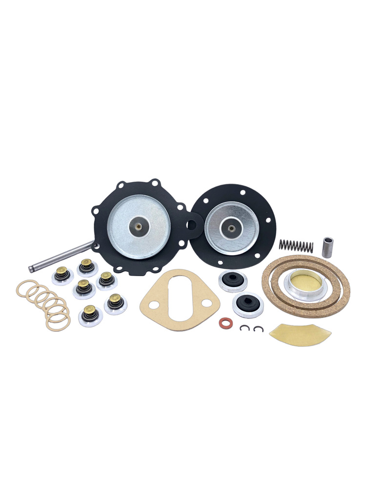 Chevrolet Parts -  Fuel Pump Rebuild Kit With Vacuum Pump