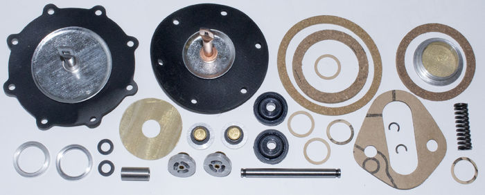 Chevrolet Parts -  Rebuild Kit -Fuel Pump With Vacuum Pump