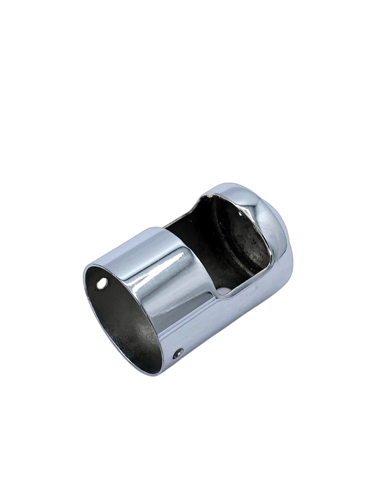Chevrolet Parts -  License Light Lens Cover Chrome