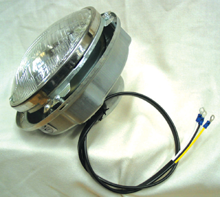 Chevy Parts 187 Headlight Bucket Assembly Complete With
