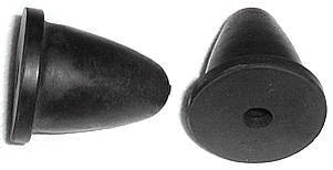 Chevrolet Parts -  Bump Stop, Rubber -For Straight Axle