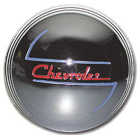 Chevrolet Parts -  Hub Cap. Chrome
