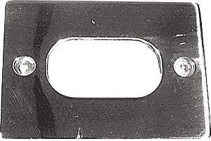 Chevrolet Parts -  Trim Plate -Retains Emergency Brake Boot (#594988a)