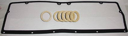 Chevrolet Parts -  Gasket - Push Rod Cover With Plug Seal
