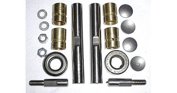 Chevrolet Parts -  King Pins -Straight Axle (Except CC, DC, EC & FC)