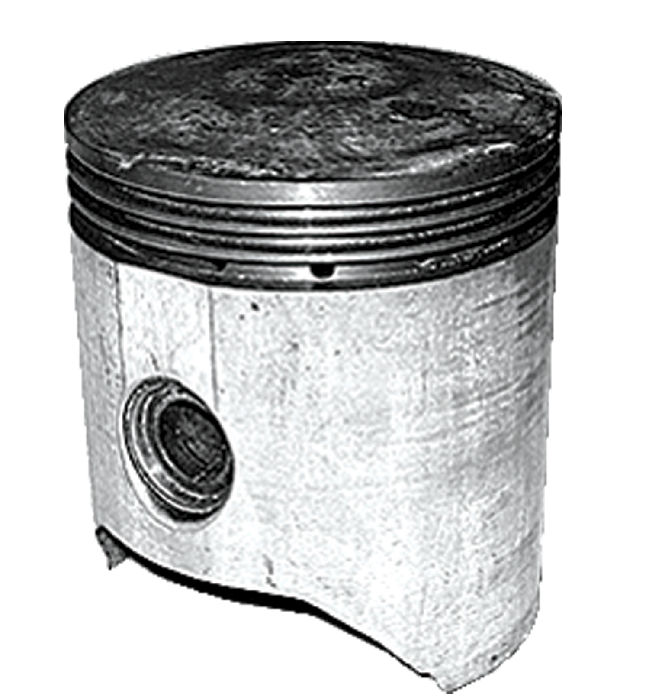 Chevrolet Parts -  Pistons, 1937-40 Sizes: Standard To .060 Over