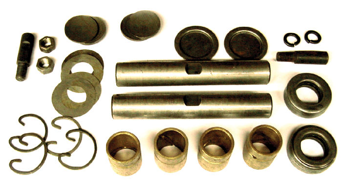 Chevrolet Parts -  King Pins -Dubonnet Shock Suspension (Knee Action) 1934-38