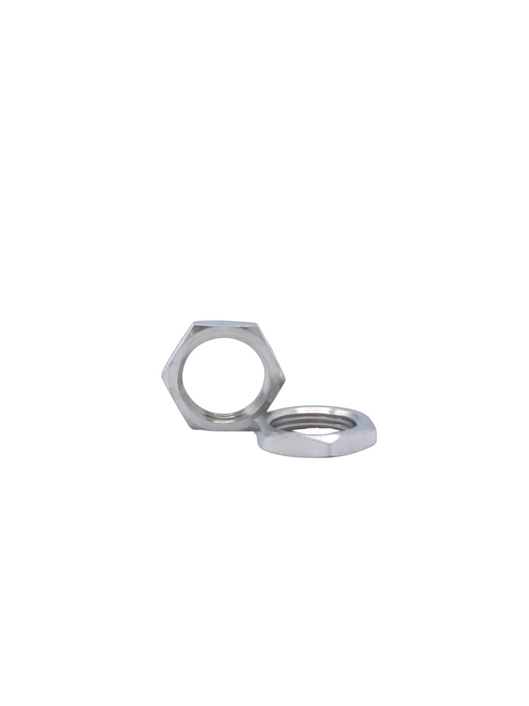 "Chevrolet Parts -  Radio Shaft Nut -Thin Hex For 1/2"" Shaft"