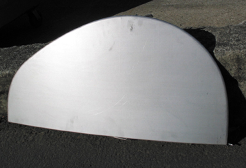 Chevy Parts 187 Fender Skirts 1936 48 Teardrop Style