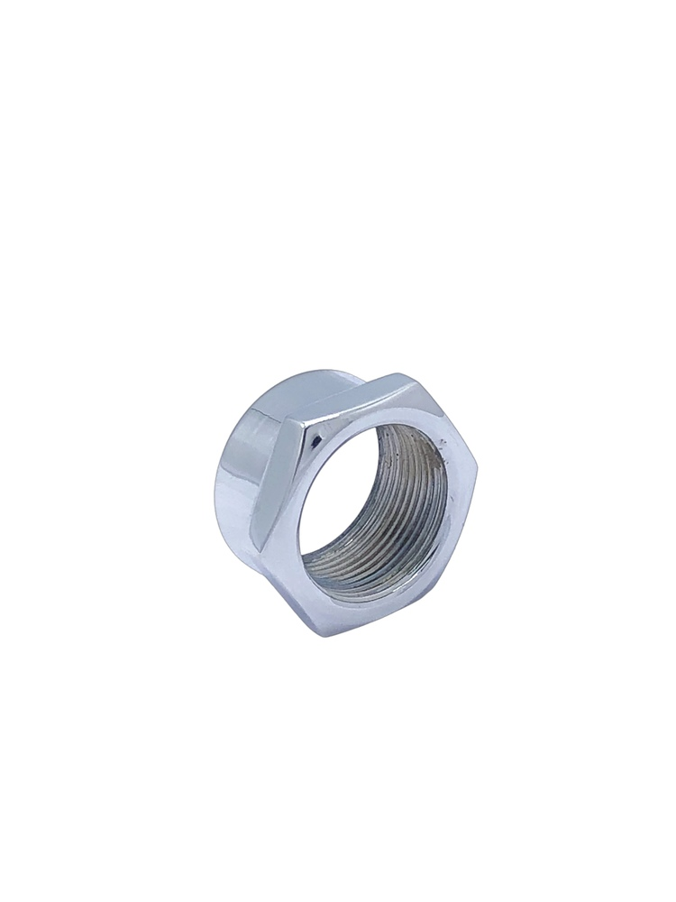 Chevrolet Parts -  Antenna Hex Nut (Chrome) Retains Reel Ant