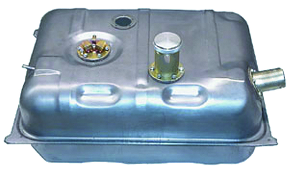Chevy Parts 187 Gas Tank Stamped Steel Universal Under