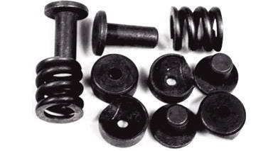 Chevrolet Parts -  Tie Rod End Rebuild Kit (Except 39-48 Dubonnet/ Knee Action)