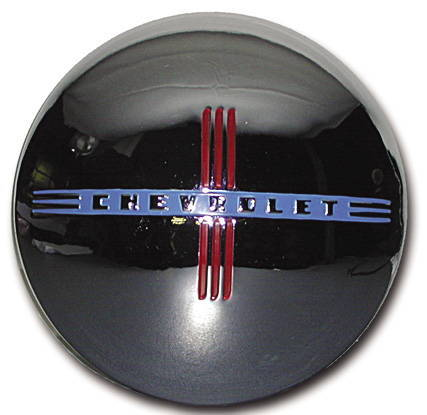 Chevrolet Parts -  Hub Caps, Modified For Nostalgia Wheel