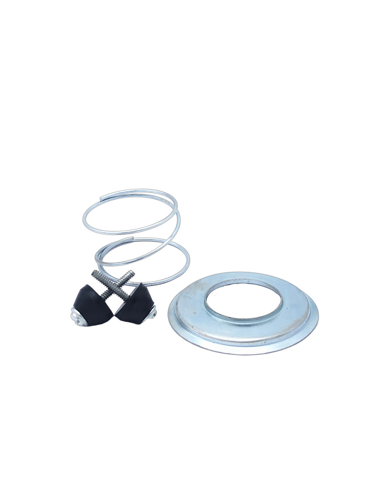 Chevrolet Parts -  Horn Button Spring, Cup, Screws and Insulators - Cars With Horn Ring