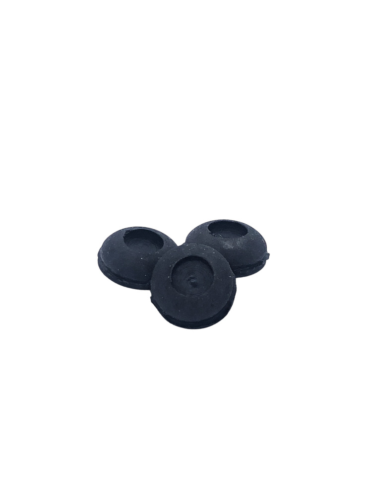 Chevrolet Parts -  Horn Button Pad, Grommet (For Screws Under Cap) On Cars With Horn Ring