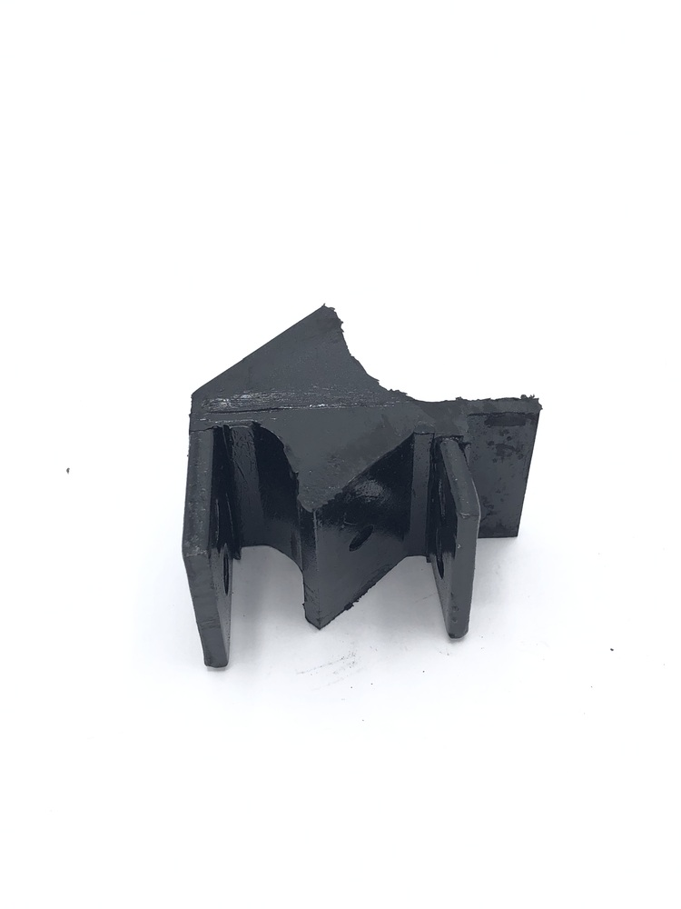 "Chevrolet Parts -  Motor Mount - Rear (Except Cabriolet) ""M"" Shaped"