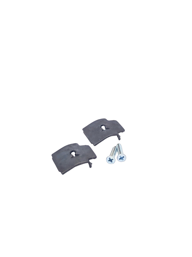 Chevrolet Parts -  Retainer Clips & Screws For License Lens