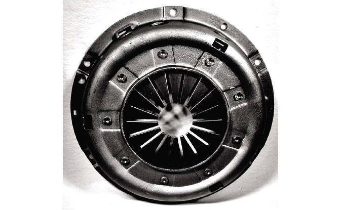 "Chevrolet Parts -  Pressure Plate For Clutch - 9"" ($50 Core Charge)"