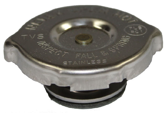 Chevy Parts 187 Radiator Cap 7 Lb Genuine Ac Delco