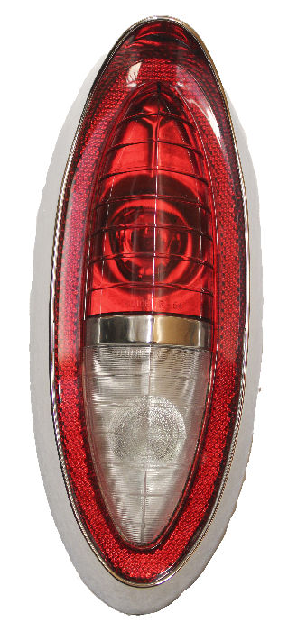 Chevrolet Parts -  Complete Tail Light Assembly