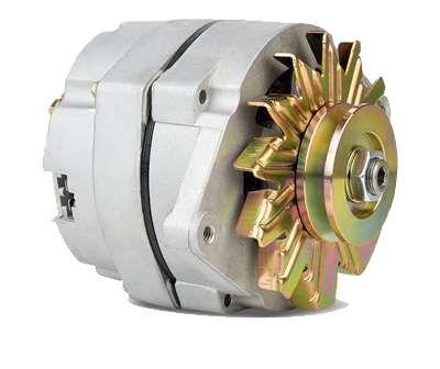 Alternator - 12v, 63 Amp Internally Regulated With 3/8