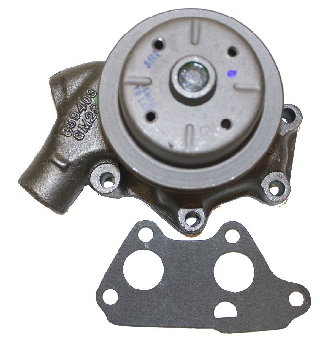 Chevrolet Parts -  Water Pump - ($75 Core Charge) 5/8 Wide Pulley