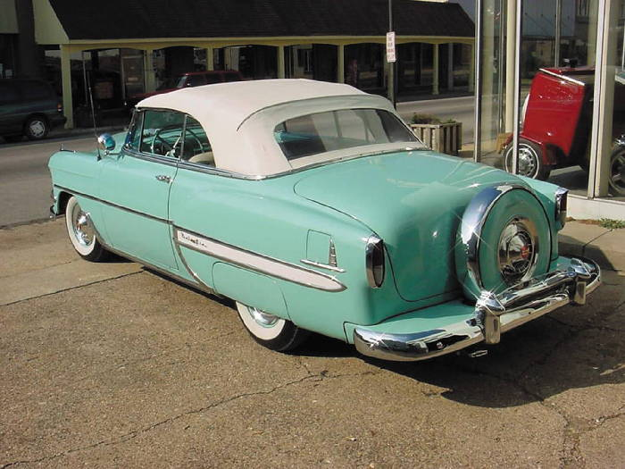 Chevy Parts 187 Continental Kit With Full Face Cover