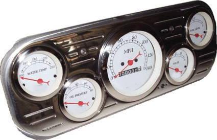 Chevy Parts 187 Dash Panel 37 38 Chevy Car Billet Aluminum