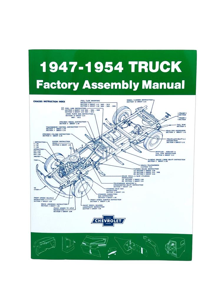 1942 1946 1947 1948 Chevrolet Truck and Car Shop Manuals /& Parts Books CD