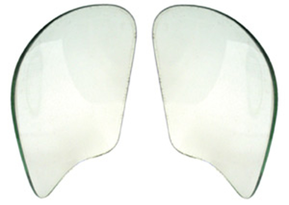 Chevy Parts Corner Glass 5 Window Truck Clear Laminated