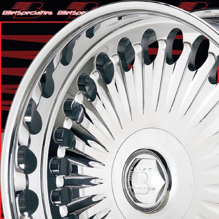 Chevy Parts 187 Wheels Billet Aluminum Gs Series Gs47