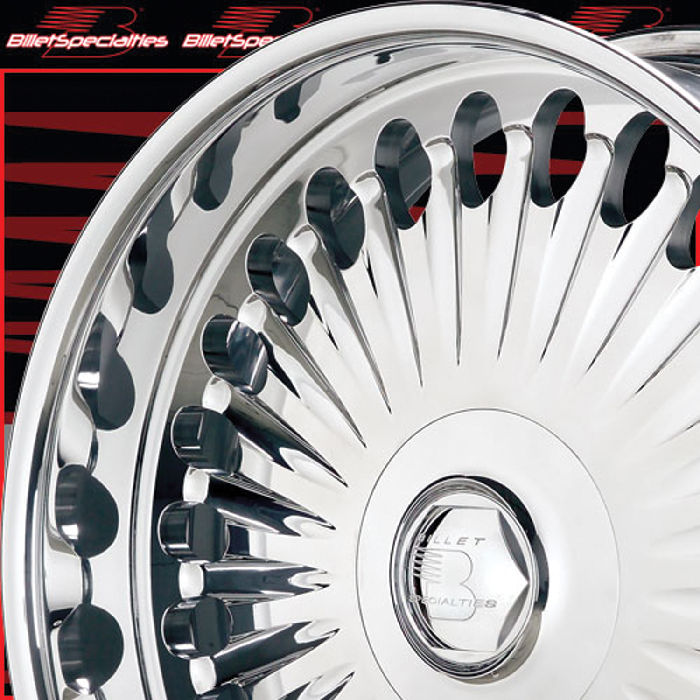 chevy parts wheels billet aluminum gs series gs47. Black Bedroom Furniture Sets. Home Design Ideas