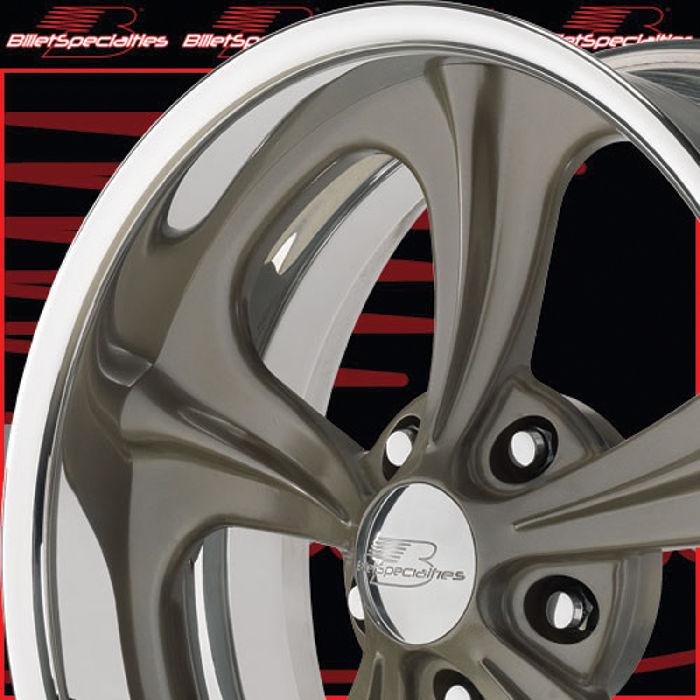 Bolt And Washer >> Chevy Parts » Wheels, Billet Aluminum - Legends Series. Bullet, Bronze Powder Coat