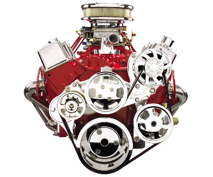 Chevy Parts » Engine » Accessory Dress Up | Chevs of the 40s