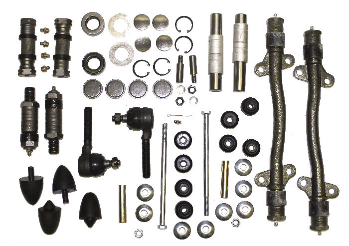 Chevy Parts 187 Front End Rebuild Kit Deluxe 1939 48 Chevy Car
