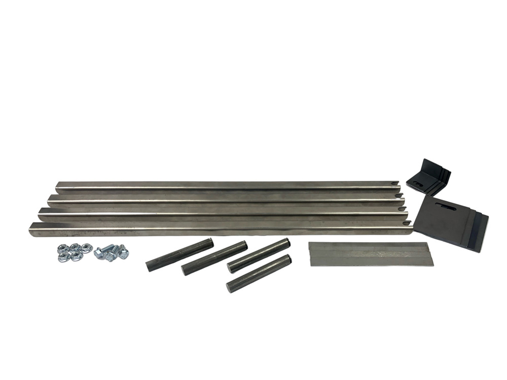 Chevy Parts 187 Vent Window Removal Channel Kit