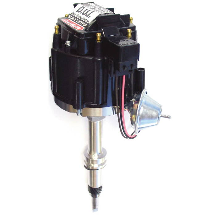 Chevy Parts 187 Distributor Dui Hei Electronic
