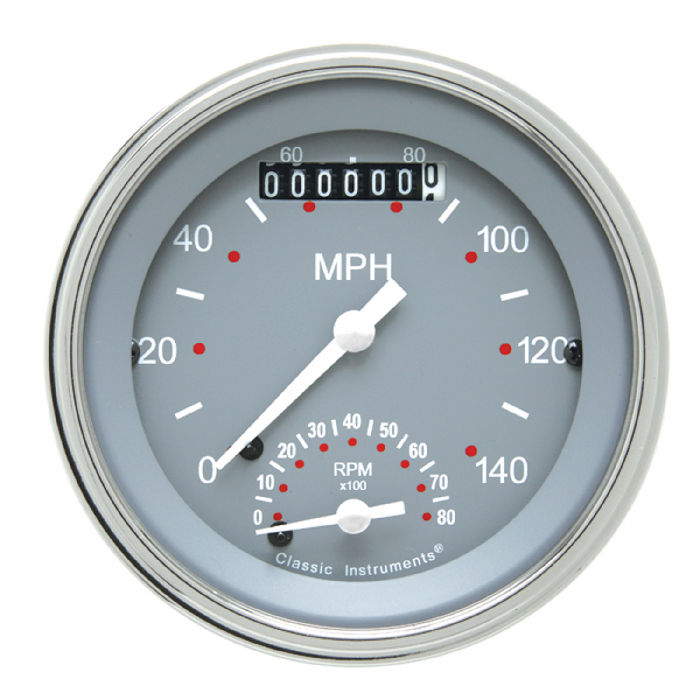 Chevy Parts » Instrument Gauges | Chevs of the 40s