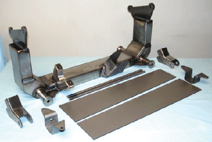Corvette (C4) Suspension Installation Kit  Front (84-87 Corvette Units)