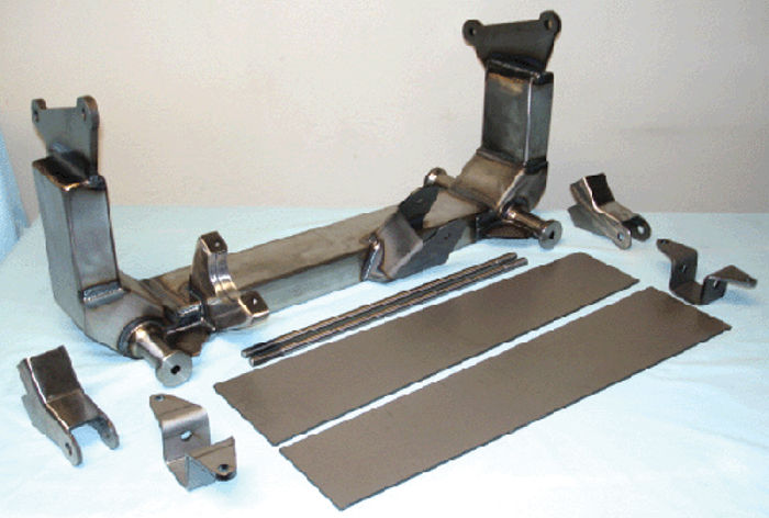 Chevy Parts 187 Corvette C4 Suspension Installation Kit