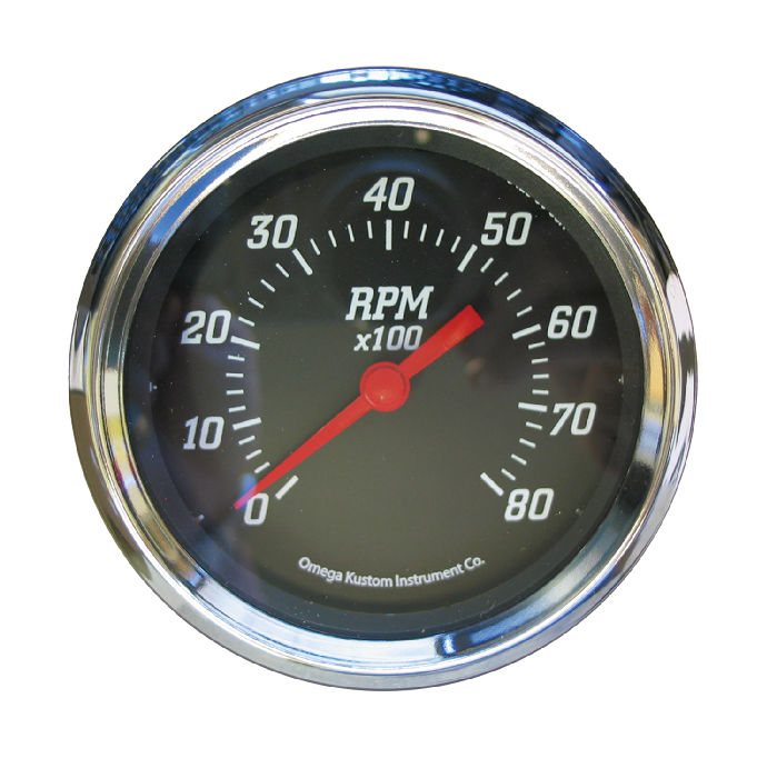 Chevy Parts » Instrument Gauges » Omega   Chevs of the 40s on