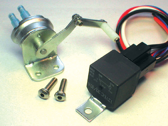 Chevy Parts » Brakes » Brake Light Switch | Chevs of the 40s