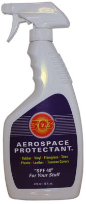 """303"" Aerospace Protectant ""SPF 40"", 16 Oz. Trigger Sprayer Photo Main"