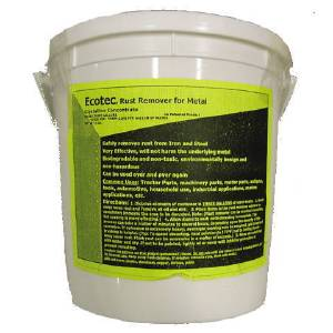 Rust Remover - Concentrate (Makes 3 Gallons) Biodegradable Photo Main