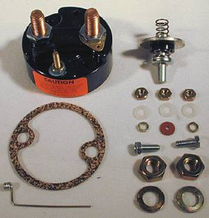 Starter Solenoid Repair Kit- Dubl Duty & 54-55 Hydromatic Photo Main