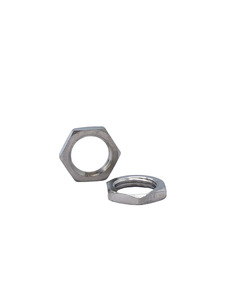 "Radio Shaft Nut -Thin Hex For 3/8"" Shaft (Radio) Photo Main"