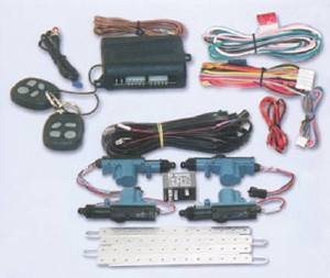 Door Lock Kit, Power, Keyless Entry 4-Door Photo Main