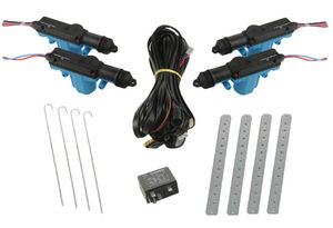 Door Lock Kit, Power, 4-Door Photo Main